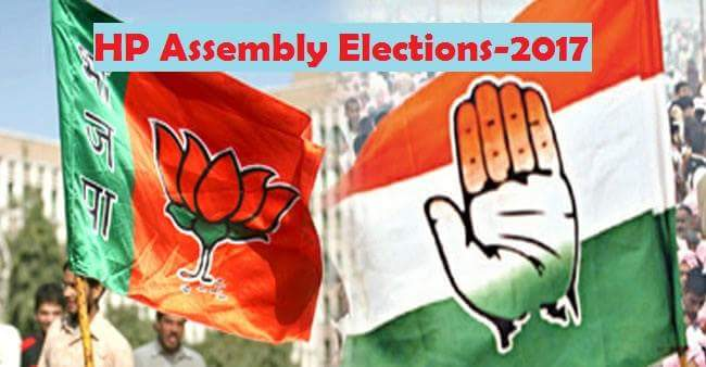 Himachal Pradesh Assembly Elections 2017 Results