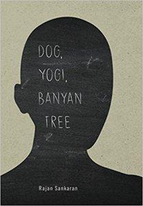 Dog, Yogi, Banyan Tree by Rajan Sankaran