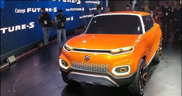Cars at Auto Expo 2018