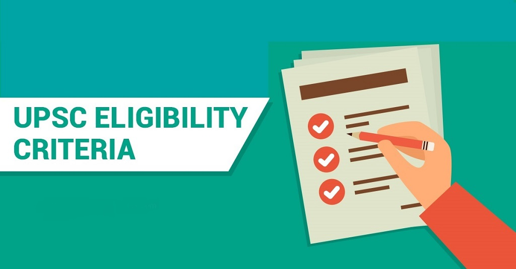 Eligibility for UPSC