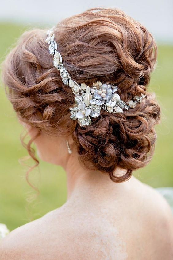 100 Most Pinned Beautiful Wedding Updos Like No Other Hi