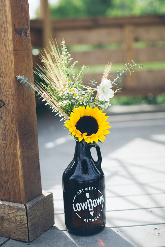 100 Bold Country Sunflower Wedding Ideas Hi Miss Puff