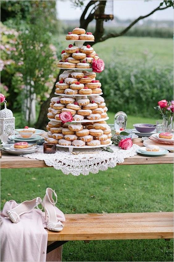 100 Scrumptious Wedding Donuts Displays Amp Ideas Page 7 Hi Miss Puff