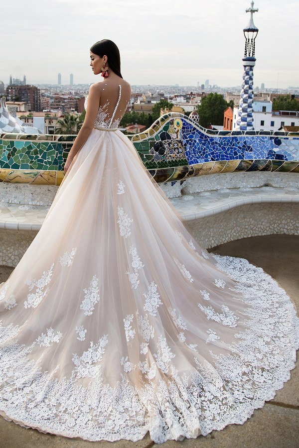 Milla Nova Bridal 2017 Wedding Dresses Hi Miss Puff