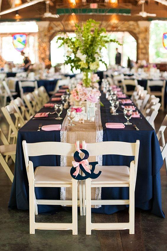 30 Blush Navy And Gold Wedding Color Palette Ideas Hi
