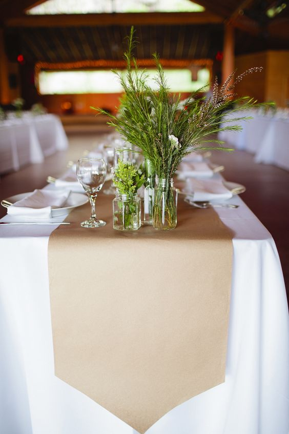 Vintage Centerpieces Wedding Tables
