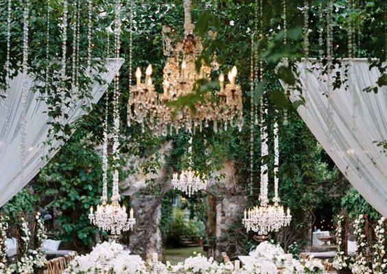 Country Winter Wedding