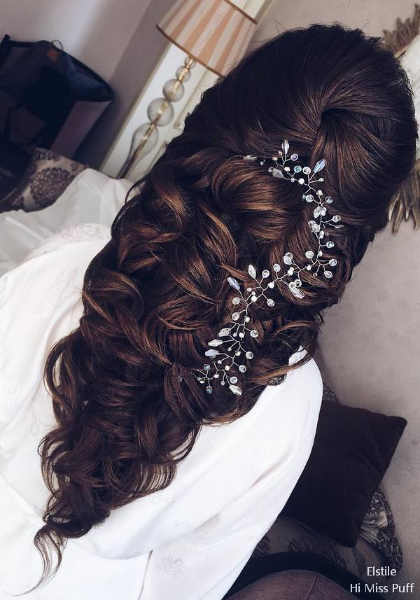 80 Gorgeous Wedding Hairstyles For Long Hair Hi Miss