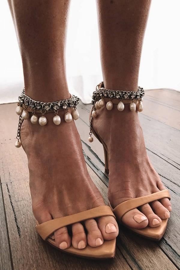 Grace Loves Lace Wedding Shoes #wedding #weddingideas #weddingshoes #shoes