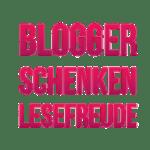 Blogger schenken Lesefreude 2017