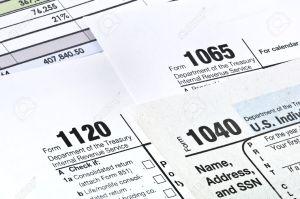 12567971-tax-forms-1040-1120-1065-u-s-income-tax-return-stock-photo-form