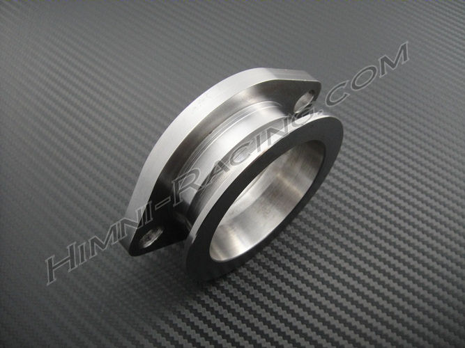 3 v band turbo flange downpipe exhaust