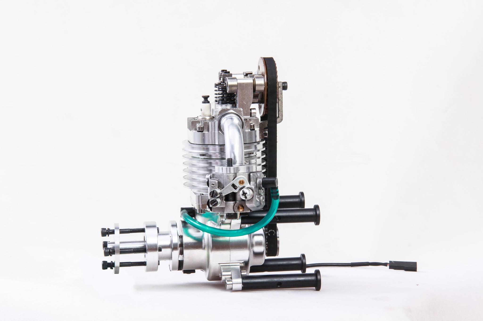 2 Stroke Rc Engine