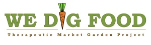 We Dig Food Logo