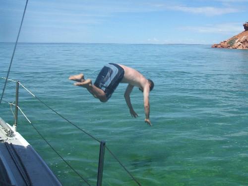 Derek leaves Sandpiper
