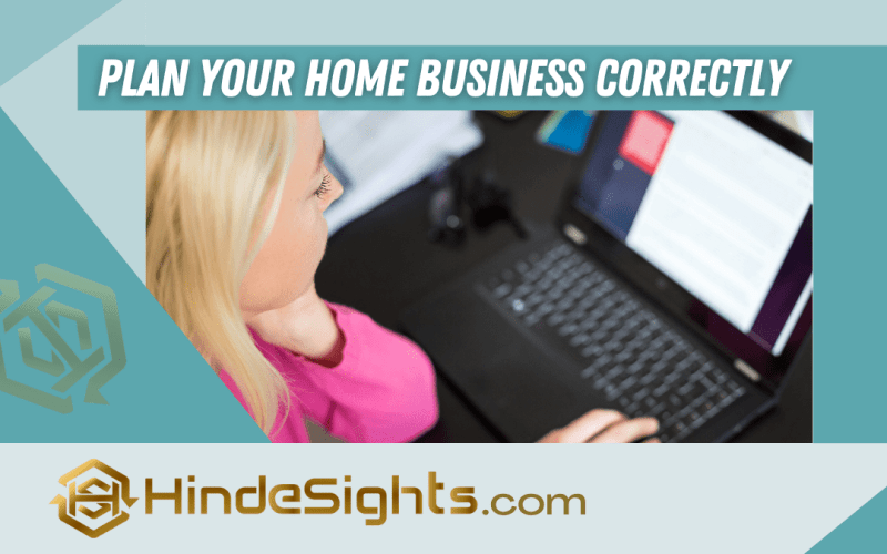 Plan Your Home Business
