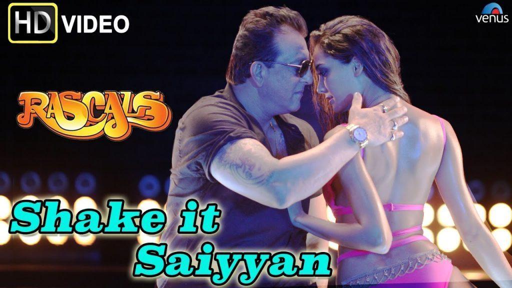 Shake It Saiyyan Lyrics | Rascals |