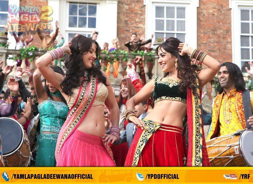 Suit Tera Lal Rang Da Lyrics | Yamla Pagla Deewana 2 | Sonu Nigam, Sunidhi Chauhan