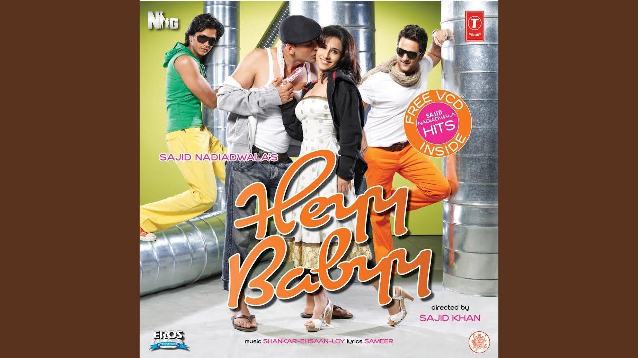 Dholna Lyrics | Heyy Babyy | Shreya Ghoshal, Sonu Nigam