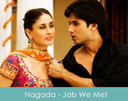 Nagada Nagada Lyrics | Jab We Met | Javed Ali, Sonu Nigam