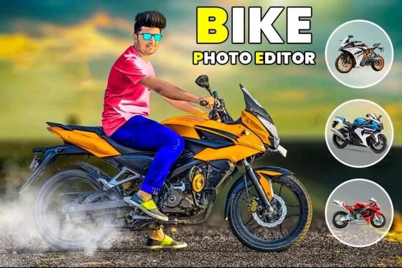 Bike Photo Editor
