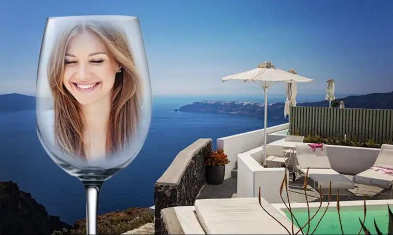 Glass Picture Frames editor