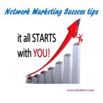 Network Marketing successtips