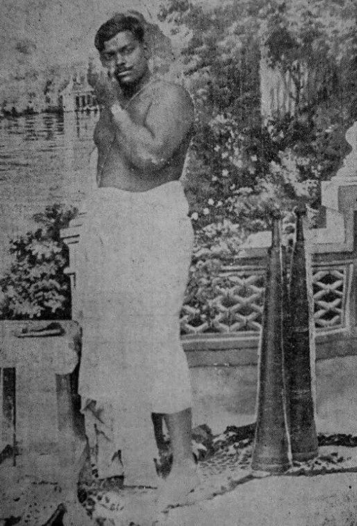Chandra Shekhar Azad real wallpaper