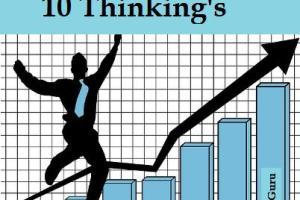 professional success 10 Thinking's