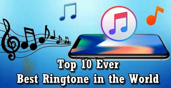 top ringtone list 2018