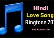 hindi love song ringtone free