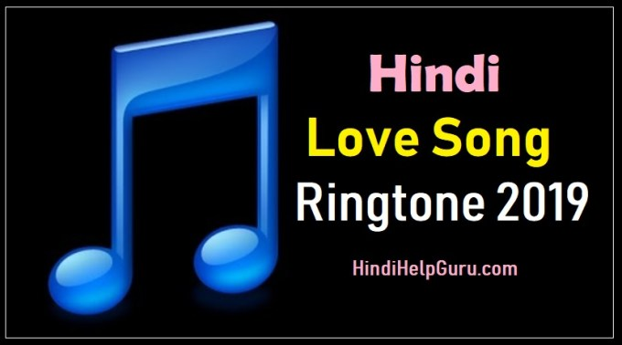 new Love Song Ringtone 2019