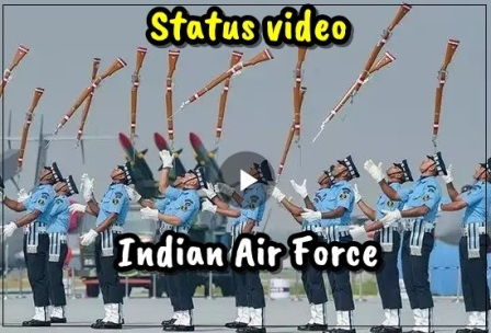 special status Video for Indian army indian air force status download