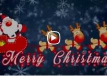 Merry Christmas Video Status 2020 2019