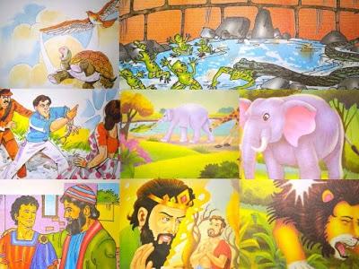 very short moral stories in hindi