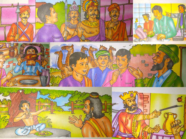 short stories in hindi for class 6