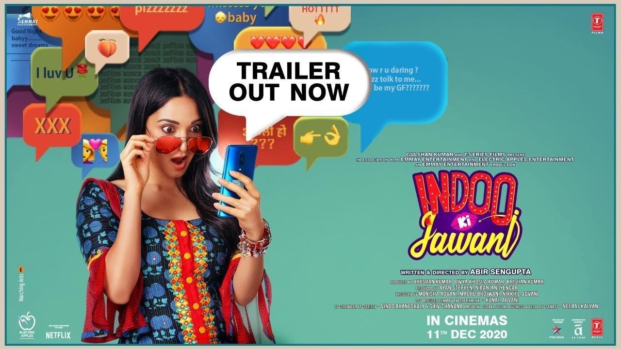 Indoo Ki Jawani (Kiara Advani) Official Trailer