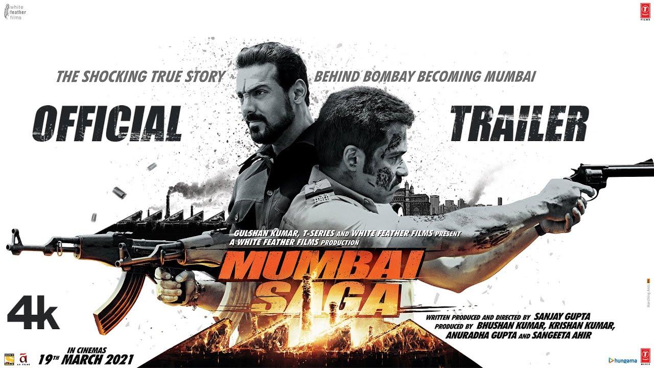 Mumbai Saga (Emraan Hashmi, Suniel Shetty) Official Trailer
