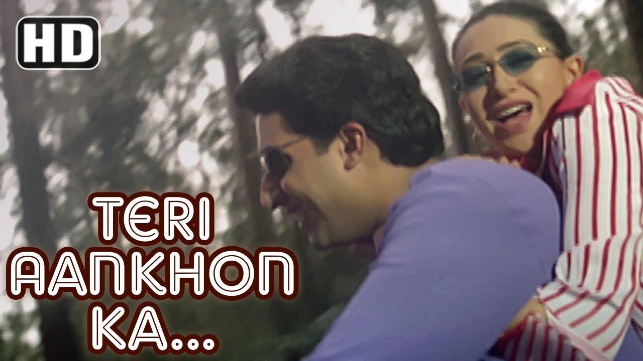Teri Aankhon Ka Andaz (Udit Narayan & Alka Yagnik) Lyrics