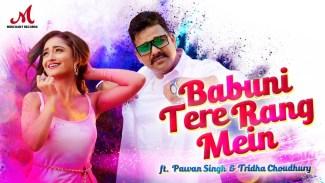 Babuni Tere Rang Mein (Pawan Singh) Lyrics