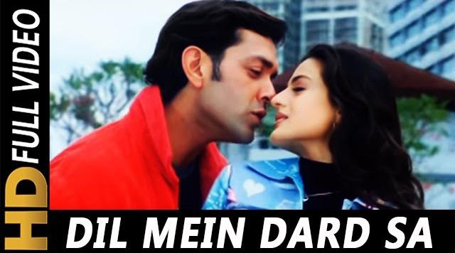 Dil Mein Dard Sa Jaga Hai (Udit Narayan) Lyrics