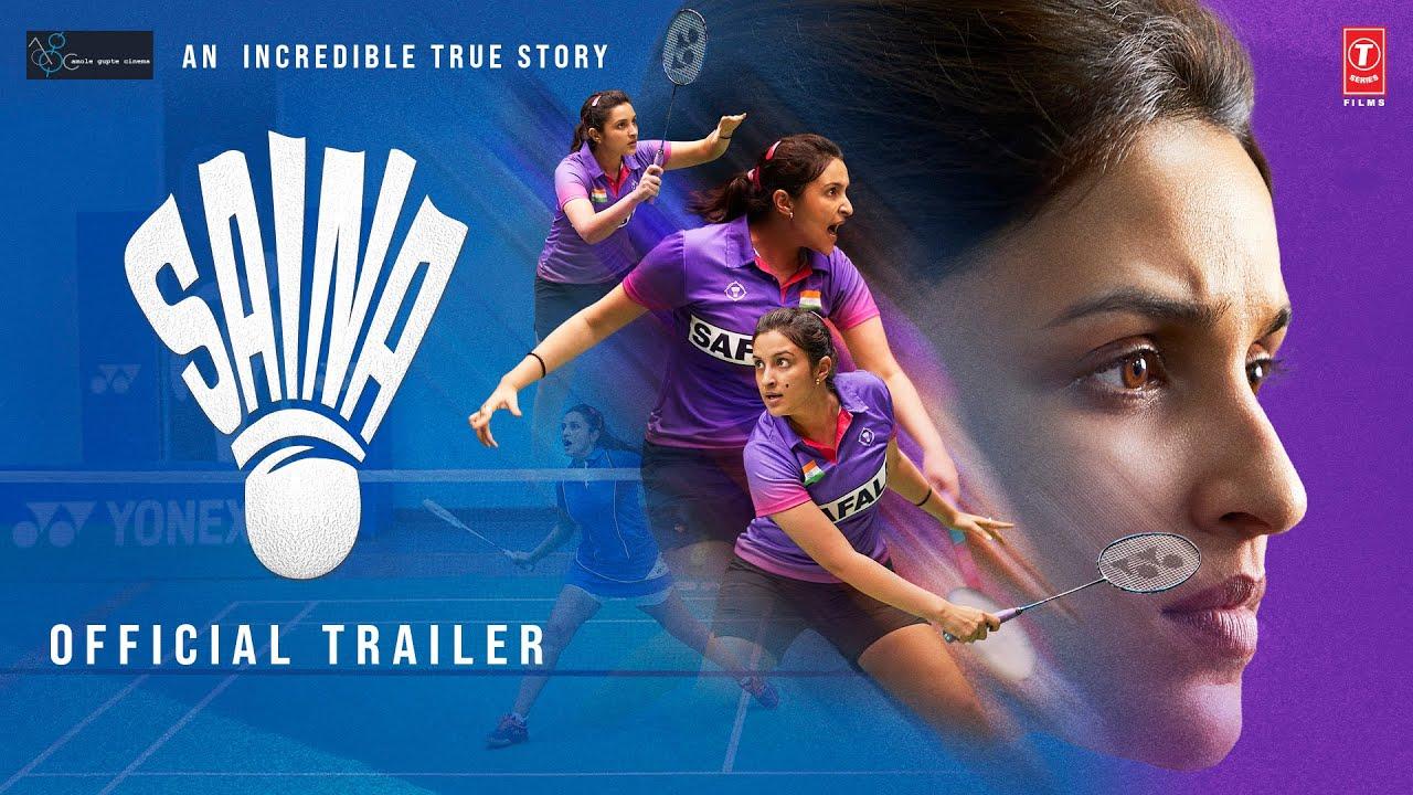 Saina (Parineeti Chopra) Official Trailer