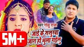 Jai Ke Sasurwa Jaan Ho Bhula Gailu