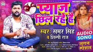 Pyaj Chhil Rahe Hai