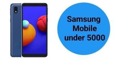 best samsung smartphone under 5000