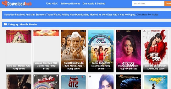 Latest Marathi Movies Download for Mobile