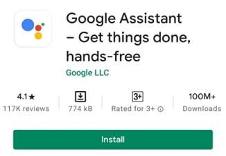 google assistant app kya hai