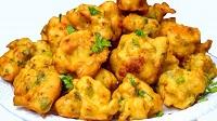 junk food list hindi pakode