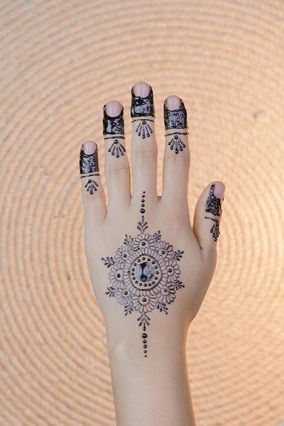 Mehndi Design Image Photo Download 3