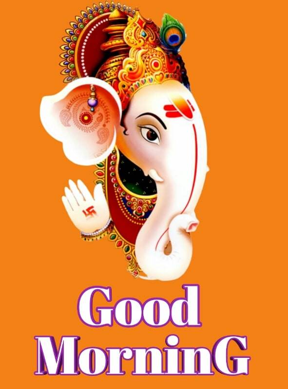 good morning ganesh photo11